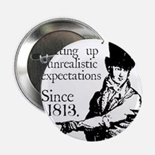 "Cute Pride and prejudice 2.25"" Button (10 pack)"