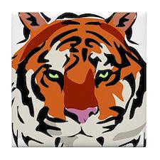 Tiger (Face) Tile Coaster