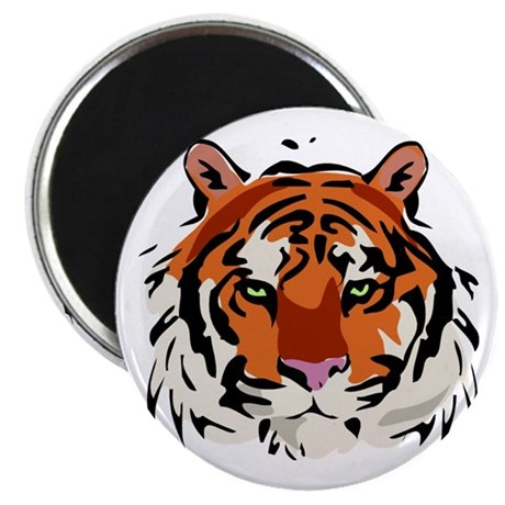 Tiger (Face) Magnet