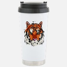 Tiger (Face) Stainless Steel Travel Mug