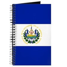El Salvador flag Journal