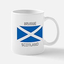 Irvine Scotland Mug