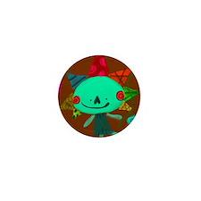 Starman Mini Button