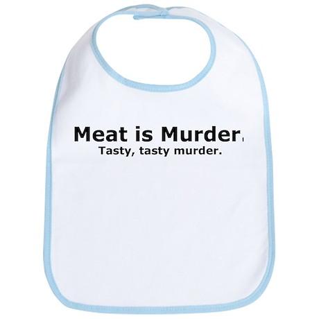Tasty Murder Bib