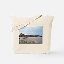 Petrified Log Tote Bag
