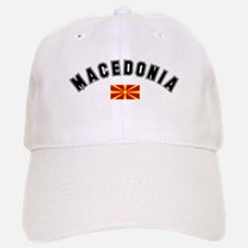 Macedonian Flag Cap