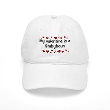 Stabyhoun valentine Baseball Cap