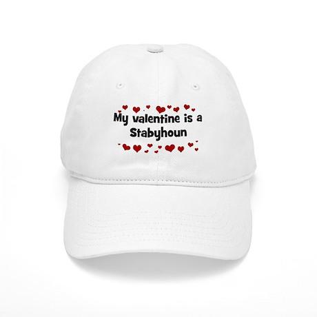 Stabyhoun valentine Cap