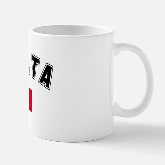 Maltese Flag Mug