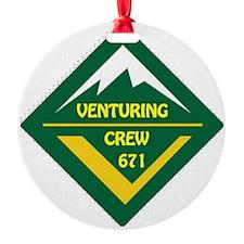 2013 Venturing Crew 671 T-Shirt Ornament