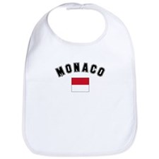 Monaco Flag Bib