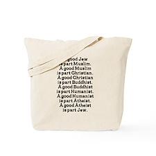 World Religions Coexist Tote Bag