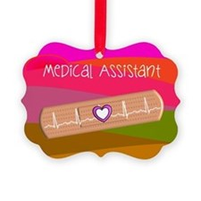 Medical Assistant 33 Ornament