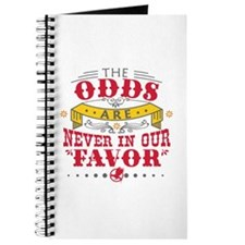 The Odds Are Never In Our Favor Journal