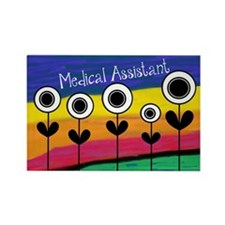 Medical Assisstant 3 Magnets