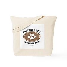 Fo-Chon dog Tote Bag