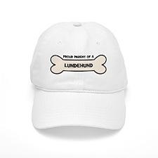 Proud Parent: LUNDEHUND Baseball Cap