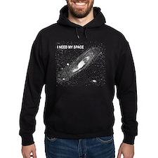 I Need My Space Hoodie