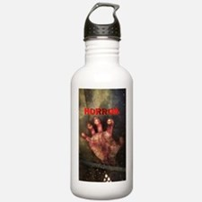 Cute Scary savage Water Bottle