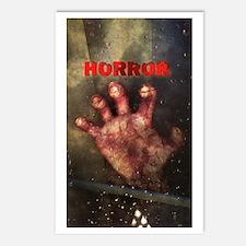 Cute Horrific Postcards (Package of 8)