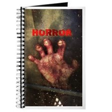 Cute Bloody hand Journal