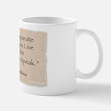 Mug: Wellstone