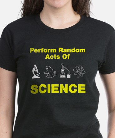 Random Acts of Science Tee