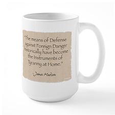 Large Mug: Tyranny Madison