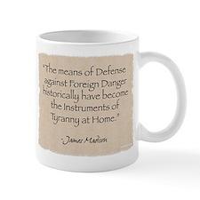 Mug: tyranny Madison