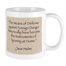 Mug: tyranny Madison