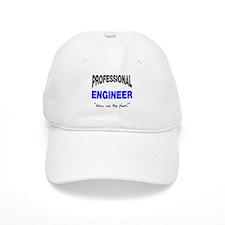 Professional Engineer Baseball Cap