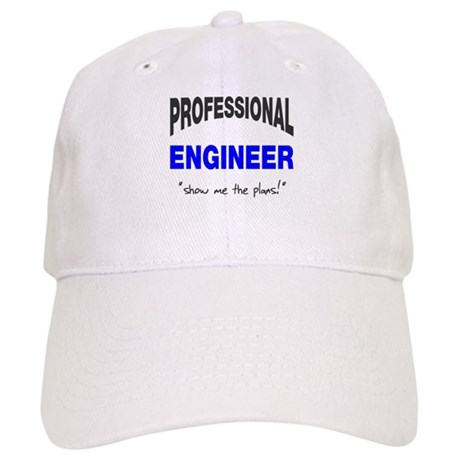 Professional Engineer Cap