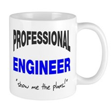 Professional Engineer Mug