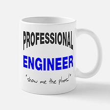 Professional Engineer Small Small Mug