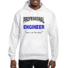 Professional Engineer Hoodie