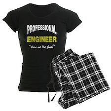 Professional Engineer Pajamas