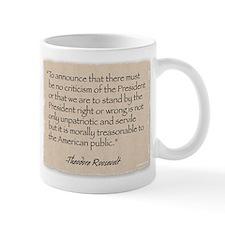 Mug: Criticism-Roosevelt
