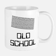 Old school card punch Mug