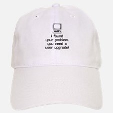 User Upgrade Baseball Baseball Cap