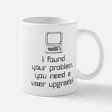 User Upgrade Small Small Mug
