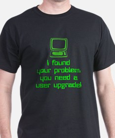 User Upgrade T-Shirt