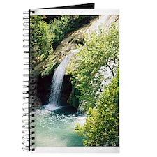 Turner Falls Waterfall Journal