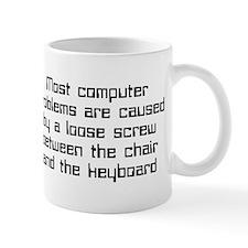 Loose Screw Computer Mug