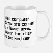 Loose Screw Computer Mug