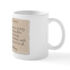 Mug: Pledge-original