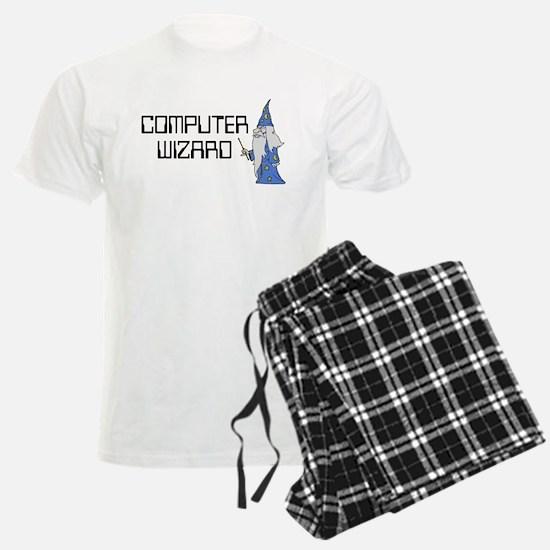 Computer Wizard Pajamas