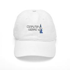 Computer Wizard Baseball Cap