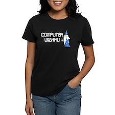 Computer Wizard Tee