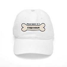 Proud Parent: STABYHOUN Baseball Cap