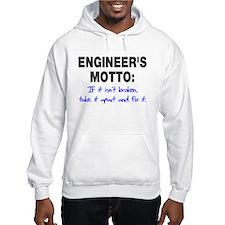 Engineer's Motto Hoodie
